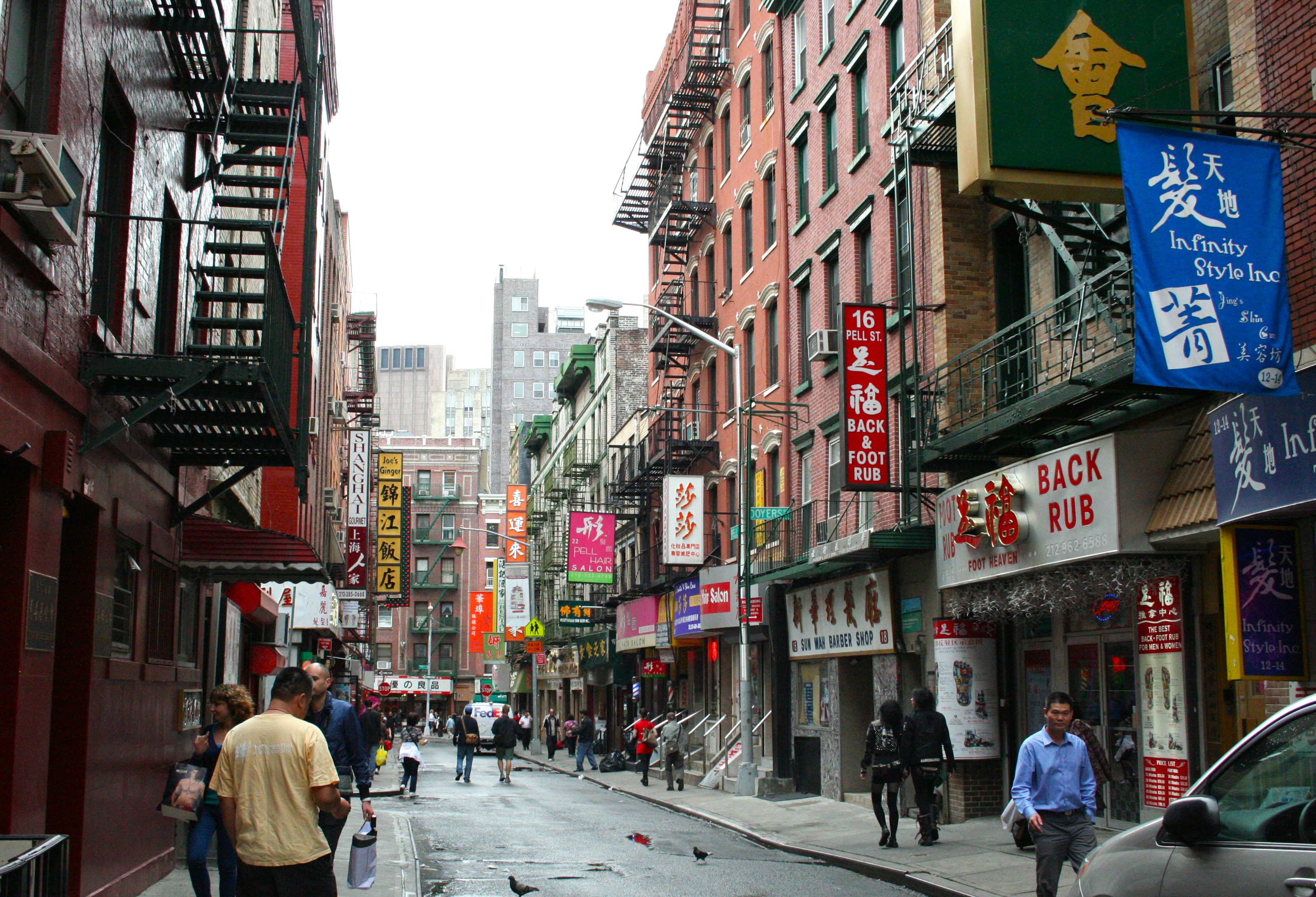 Chinatown San Francisco Street Food