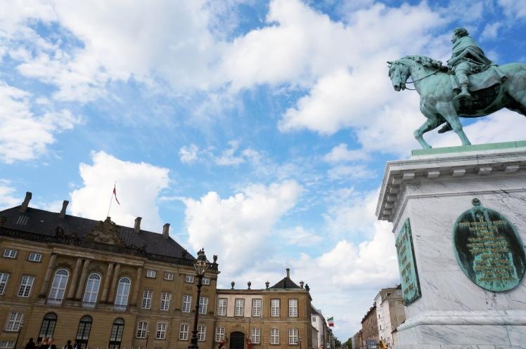Copenhagen Amalianborg