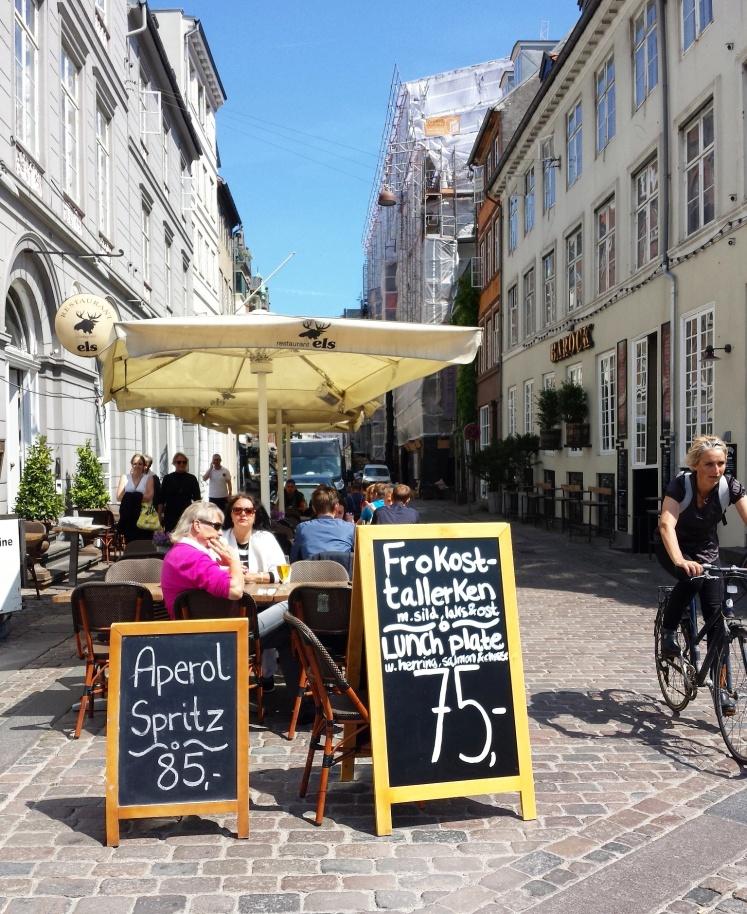 Copenhagen Biker