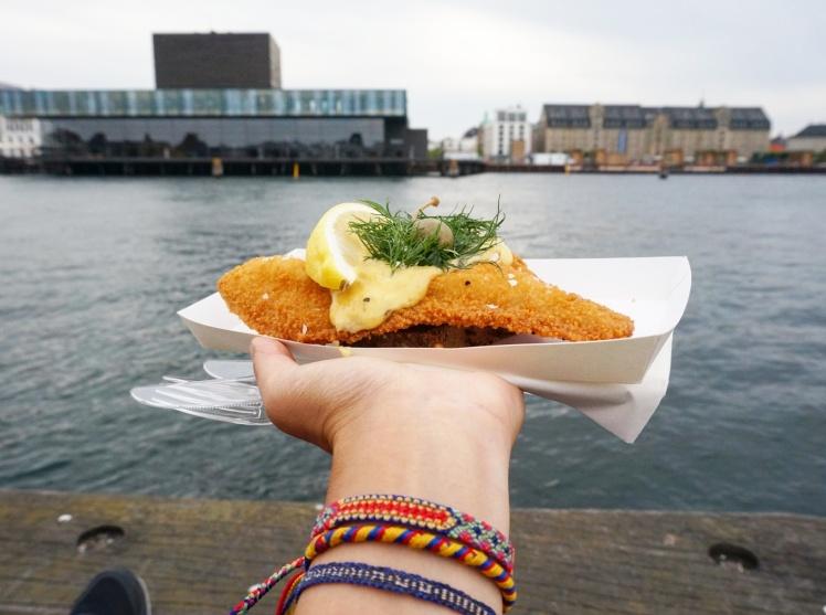 Copenhagen Fish Filet Papiroen Food Market