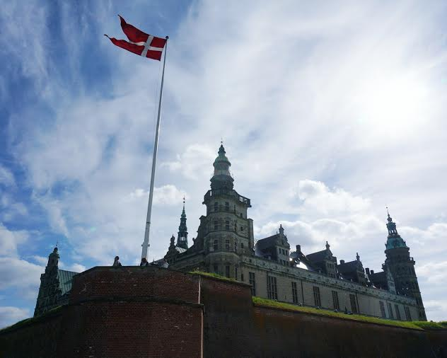 Copenhagen Kronborg Castle