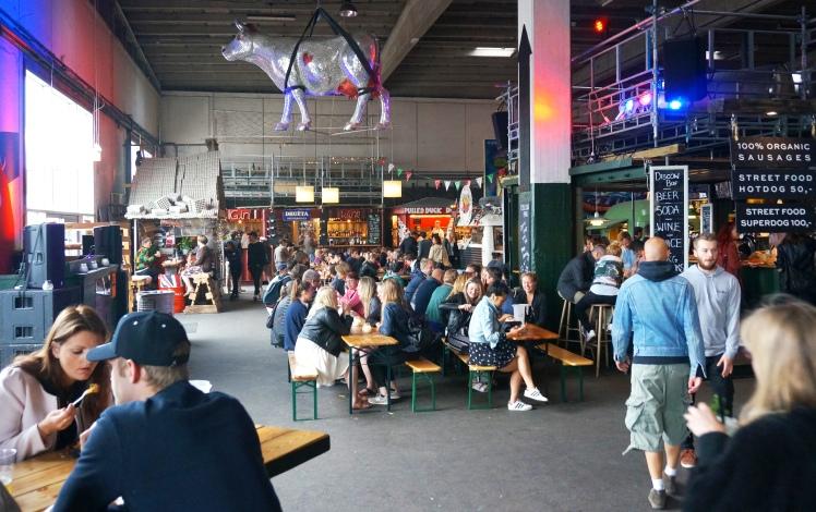 Copenhagen Papiroen Interior