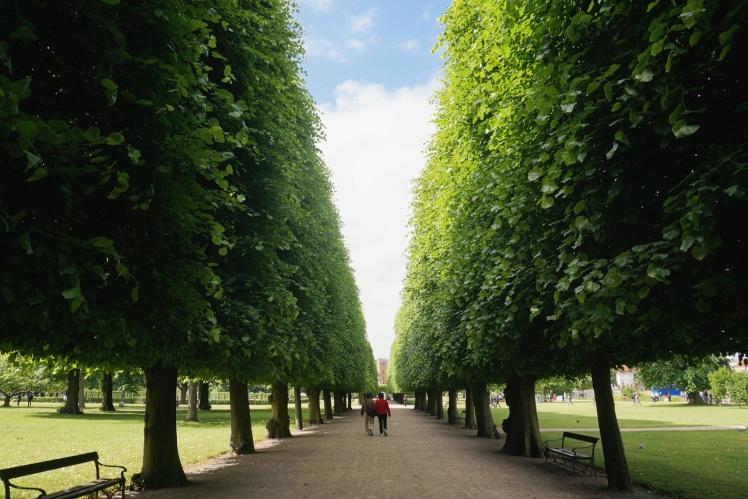 Copenhagen Rosenborg Garden