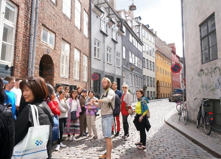 Copenhagen Walking Tour Magnus