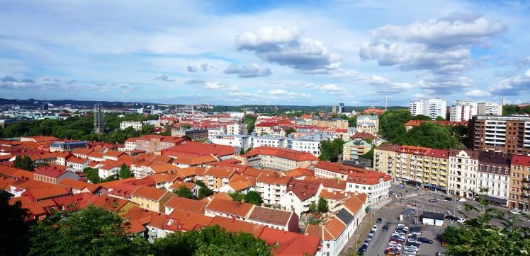 gothenburg-aerial-view